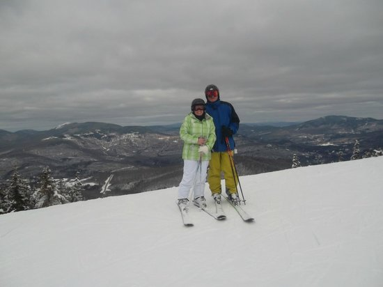Sunday River Ski Resort:                   Aurora Peak
