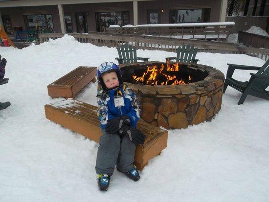 Sunday River Ski Resort:                   Base