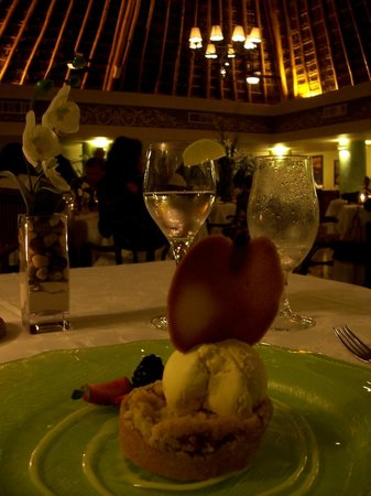Grand Bahia Principe Tulum:                   Restaurante Don Pablo