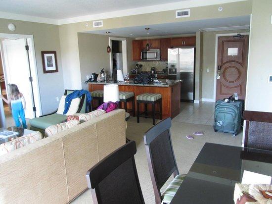 Honua Kai Resort & Spa:                   room 548