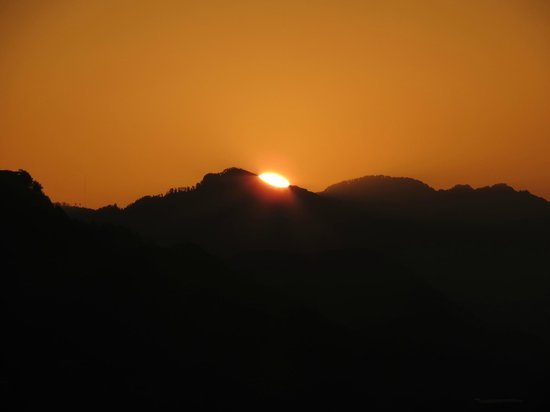 Hotel Sun N Snow Mussoorie:                                                       View from Room