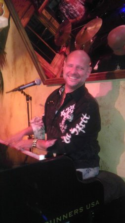 Rum Runners: Joel Randolph... Life of the party!