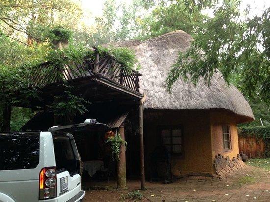 La Provence D'Afrique:                                     the cottage