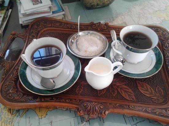 NO: 26 D Guesthouse :                                     Tea!!