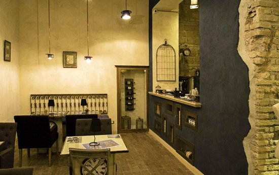 Veneto Palace Hotel: Atelier Cafè