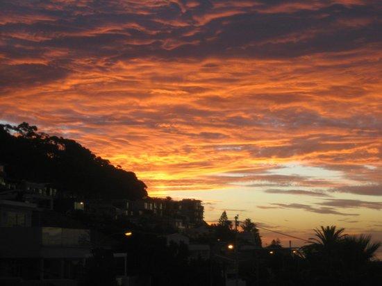 Ten on Joubert: Sunsets