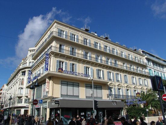 Hotel best western new york picture of best western new for Best hotels in nice