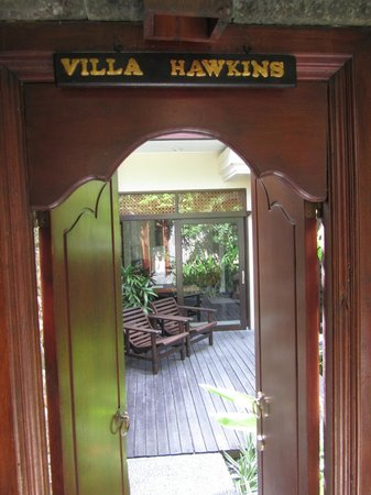 The Pavilions Bali:                   Your own villa for your stay