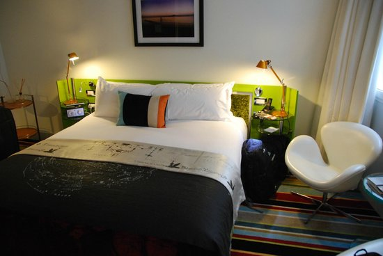 Hotel DeBrett:                                     Standard room