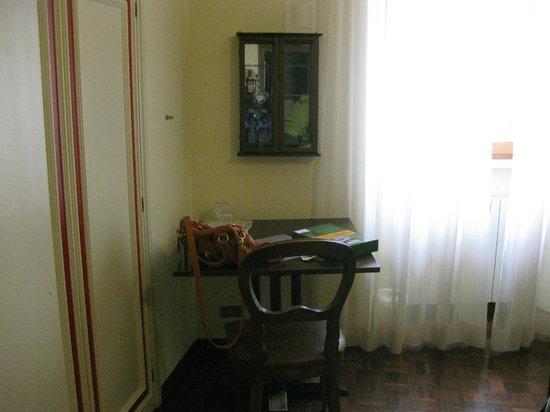 Hotel La Fortezza:                   部屋