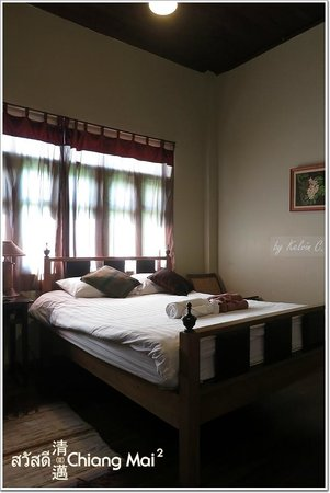 Baan Hanibah:                   double room