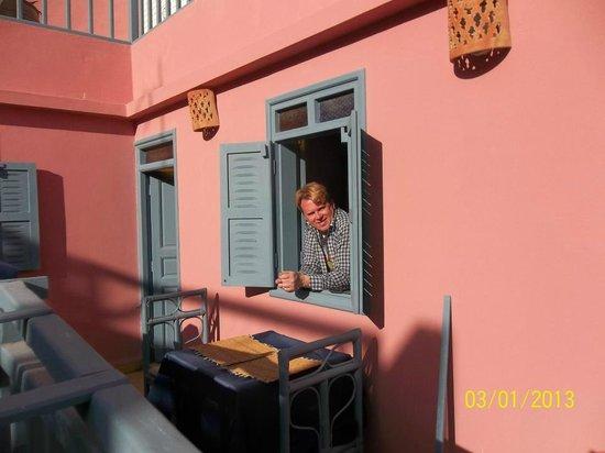 Hotel Les Matins Bleus:                   camera