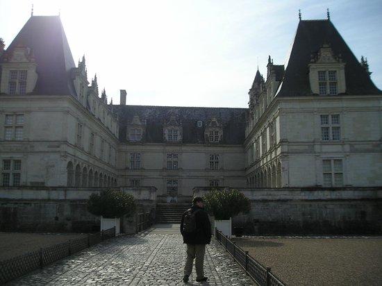 Chateau de Villandry: Entrée du château