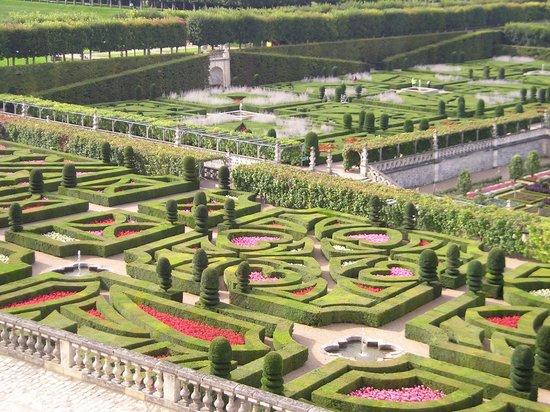 Chateau de Villandry: Les jardins