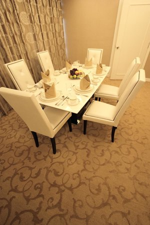 The Guest Hotel & Spa: Presidential Suite