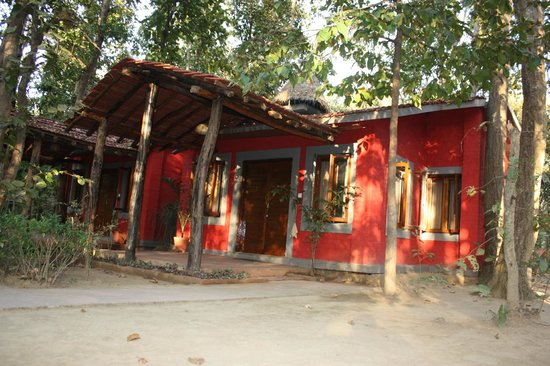 Kanha Jungle Lodge:                   cottage