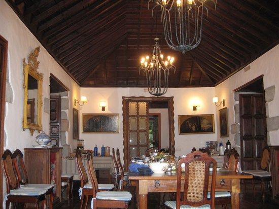 Rural Cortijo San Ignacio Golf:                   salle à manger