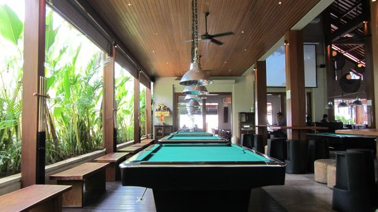 Semara Resort & Spa Seminyak:                   The Deck bar