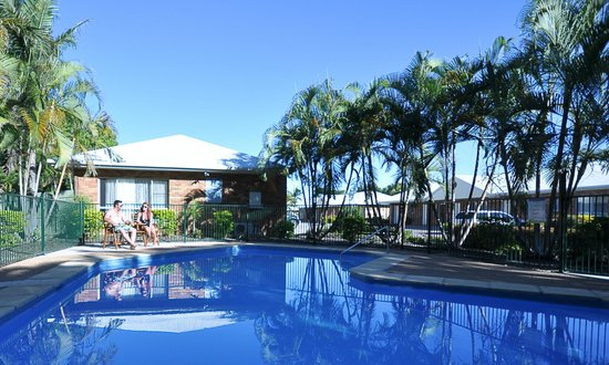 Emerald Maraboon Motor Inn: Where to Relax..