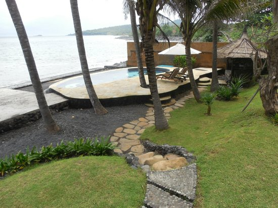 Turtle Bay Hideaway:                   Private pool