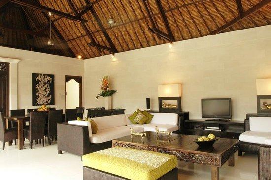 Andari Bali Villas: Sambawa lounge & dining