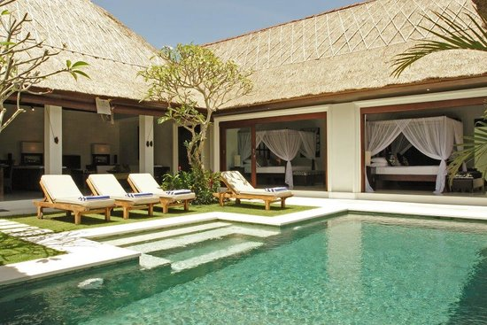 Andari Bali Villas: Sambawa pool bedrooms