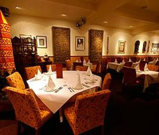 Indian Star: New Look Dining Room