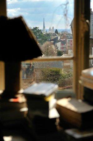 Chambres Avec Vue : Des livres