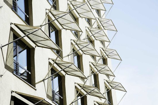 Design Hotel Josef Prague: Facade Hotel