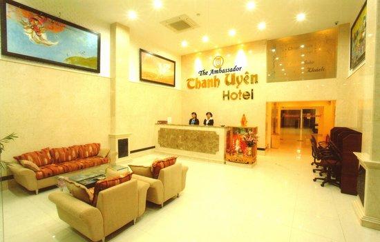 Thanh Uyen Hotel Hue : Lobby