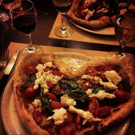 Pizza Man - Via Carlo del Prete:                   Caprese DOP