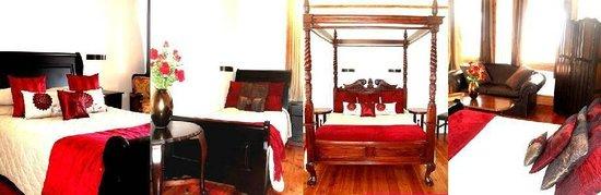 Central Hotel Guest House: Double en-suite with sea views