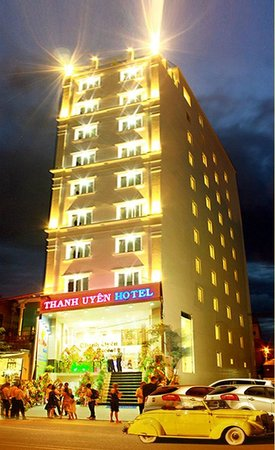 Thanh Uyen Hotel Hue : Outside of the Hotel