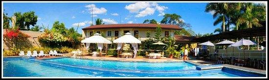 Villa Diana Hotel & Cafe: Villa Diana Pool