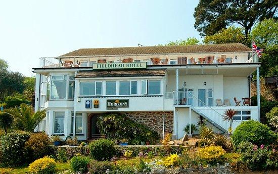 Fieldhead Hotel Reviews Price Comparison Looe Cornwall Tripadvisor