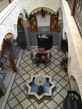 Riad Sidi Fatah : la sala