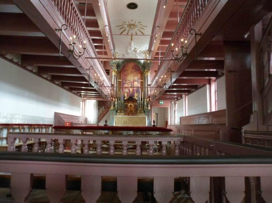 Museum Ons'Lieve Heer Op Solder:                   Our Lord in the Attic