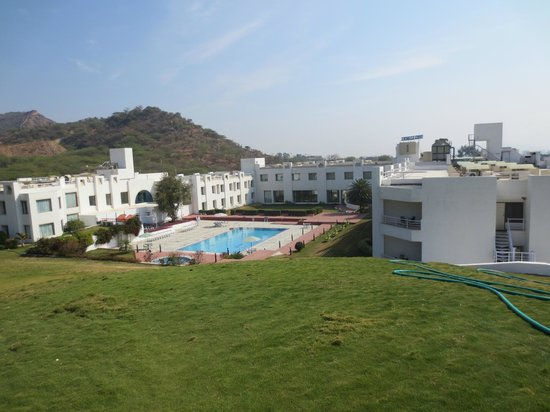 Inder Residency:                   Garden View