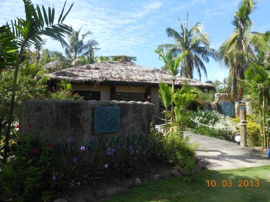 Mana Island Resort:                   Mana Spa