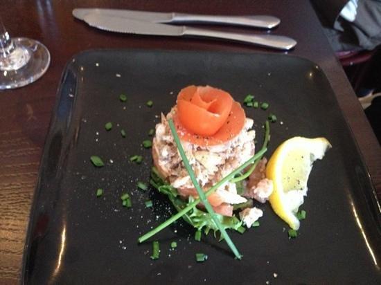Classico:                                     crab salad !