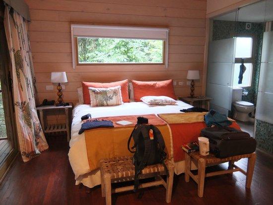 La Cantera Jungle Lodge:                   Room View