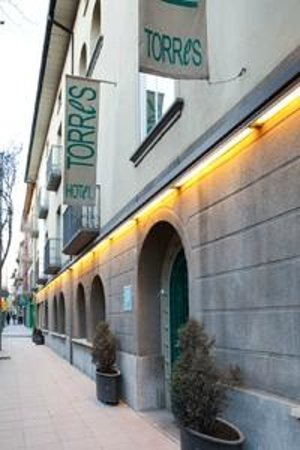 Hotel Torres Manlleu: Hotel