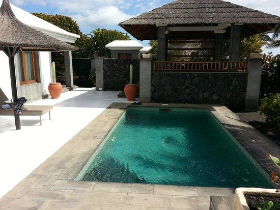 Foto de meli salinas costa teguise piscina privada de for Villas en lanzarote con piscina privada
