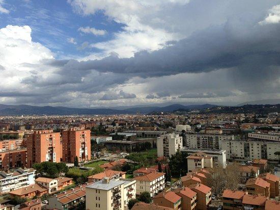 Hilton Florence Metropole:                   panorama lounge