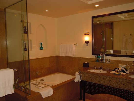 Four Seasons Resort Sharm El Sheikh:                   bathroom