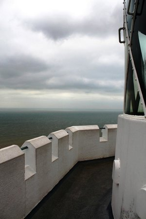 South Foreland Lighthouse:                   Beautiful view