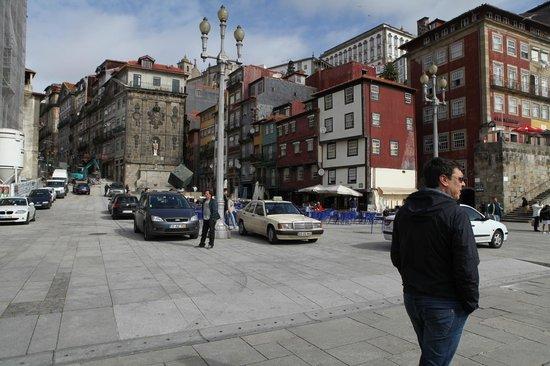 PortoSense: площадь Рибейра