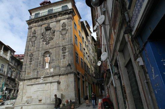 PortoSense: апартаменты в здании с гербом Португалии