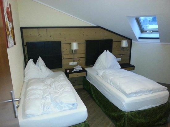 Hotel Sommer:                   chambre enfants