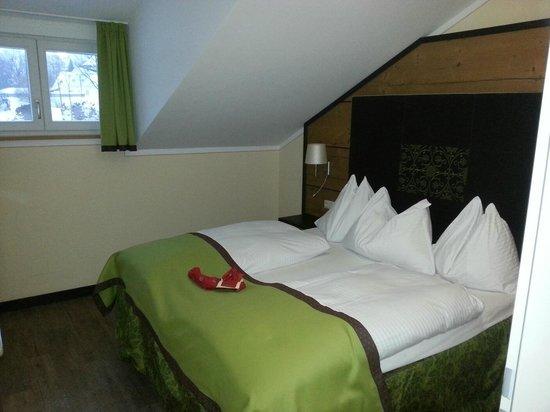 Hotel Sommer:                   chambre parentale